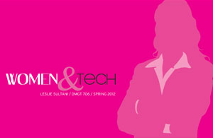 Women in Tech Presentation