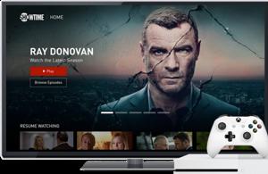 Xbox TV Experience