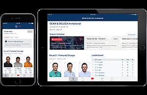 Mobile & Web Sports App
